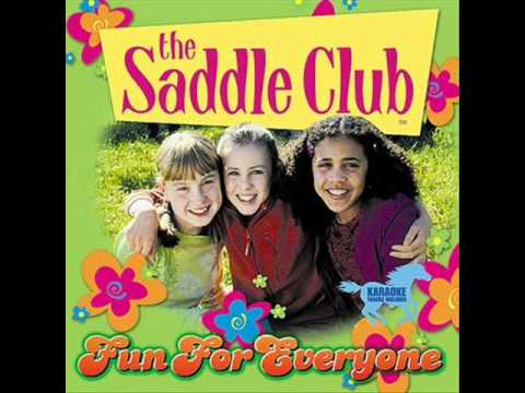 We are The Saddle Club