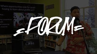 Avondale Art Park Presents: FORUM- Berst \