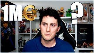 ¡¿ VENDERÍA MI CANAL POR 1M DE EUROS ?! - Preguntas y Respuestas [WithZack]