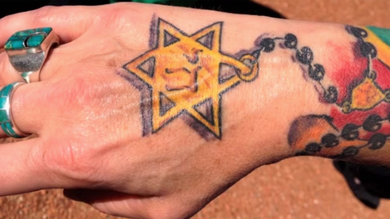 Tattooing In Jewish Law My Jewish Learning