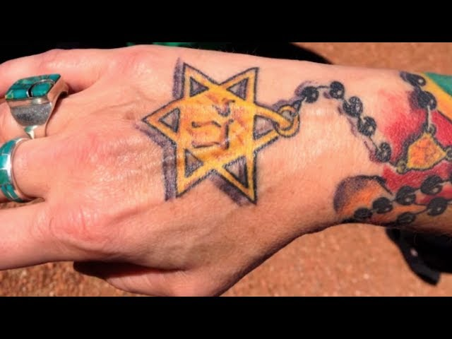 The Tattoo Taboo In Judaism My Jewish Learning