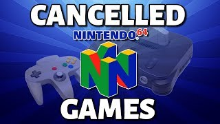 25 Cancelled Nintendo 64 Games