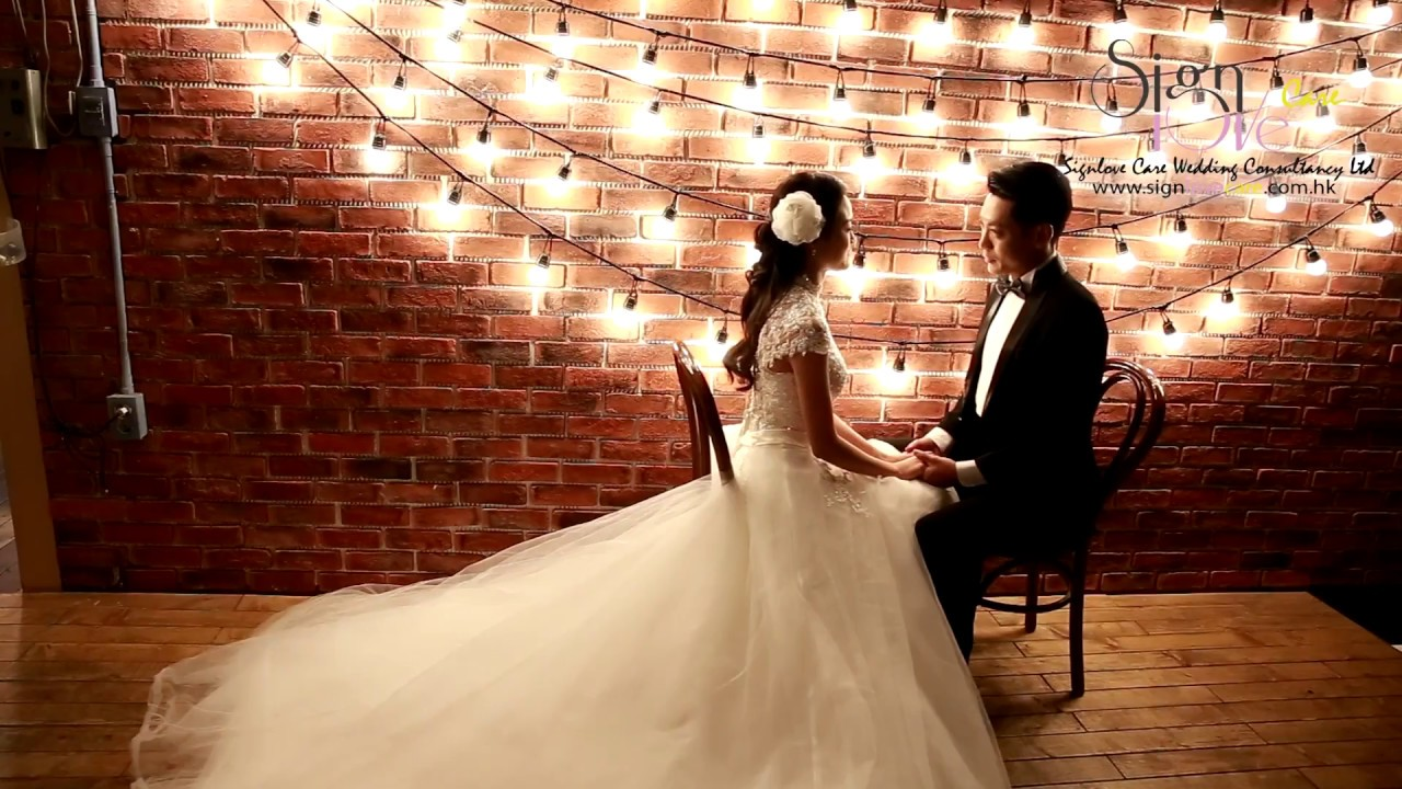 Signlove Prewedding Video 真實客人