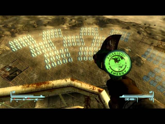 Fallout New Vegas - Euclids C-Finder (AWESOME)