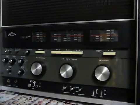 Sony CRF220 Radio Conakry 9650Khz