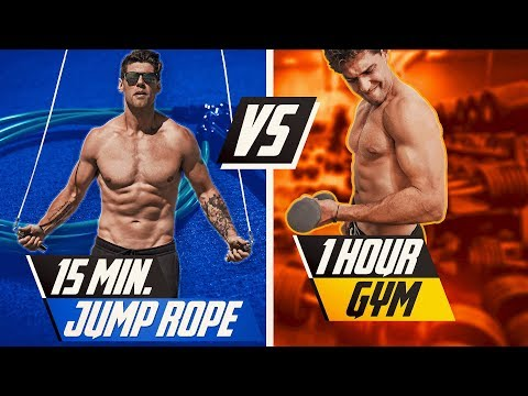 15 Min Workout To Replace 1 Hour In The Gym