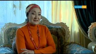 «Келбет». Ғайникамал Байқошқарова