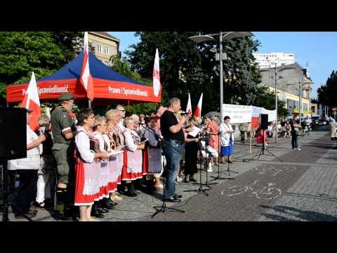 Patriotyczny Szczecin: Pieśń - Płynie Wisła Płynie