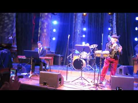 """Stardust"" live at Nalen with my new band Beauty and the Beast"