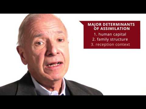 Immigrant Communities and Social Mobility: Alejandro Portes