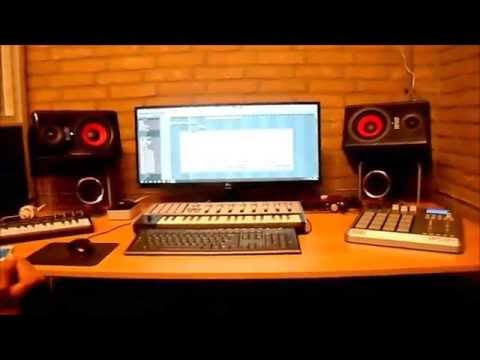 Toetvdvlogss Studio time with Dj Braysenn