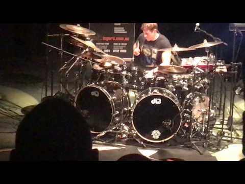 Thomas Lang Drum Solo 3/6/17