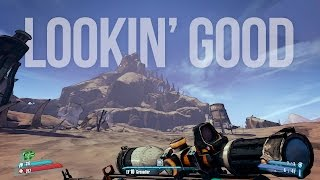 How to remove Cell Shading and Black lines From Borderlands 2 (MAC, 2019,*still working*)