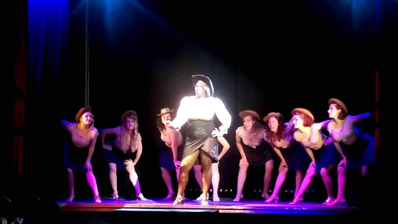 Herrang Dance Camp 2015 - HotCha Chorus Line Girls