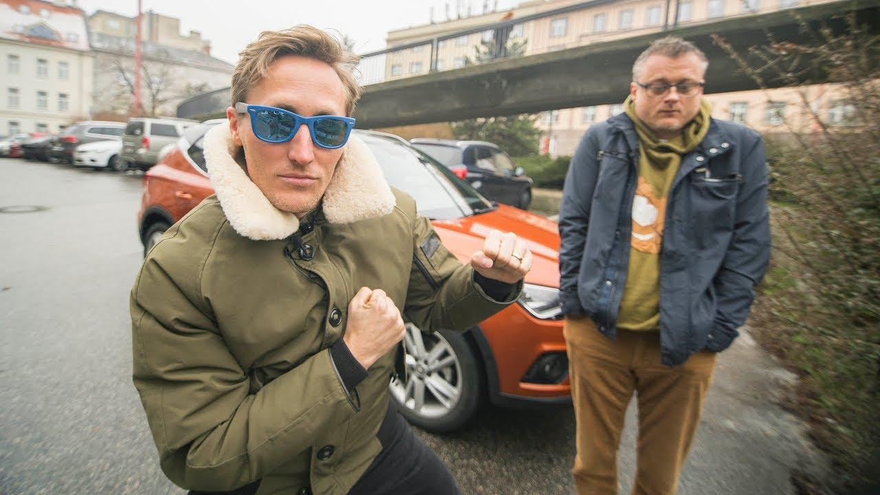 FUN TEST: Sajfa s Truhlíkom testujú Seat Arona. Auto pre odvážnych! - YouTube