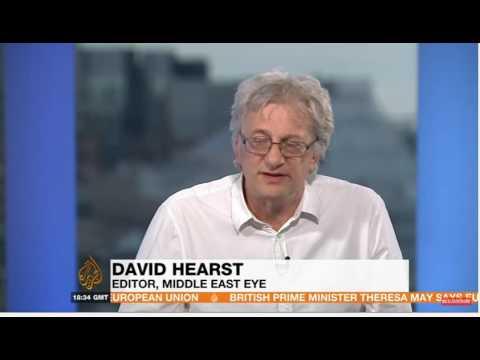 Middle East Eye Genel Yayın Yönetmeni David Hearst, ile ilgili görsel sonucu