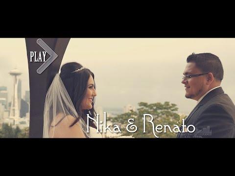 Best Baha'i Persian Wedding - Nika & Renato, Seattle