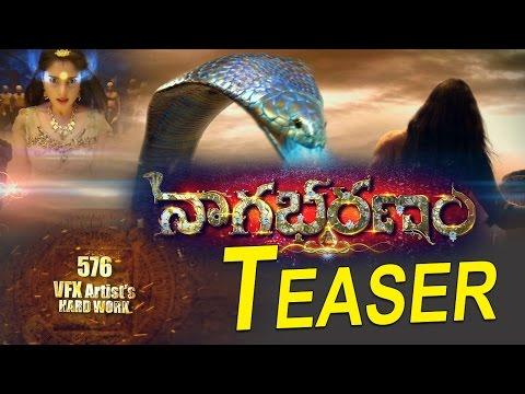 Nagabharanam Telugu Movie Teaser |...