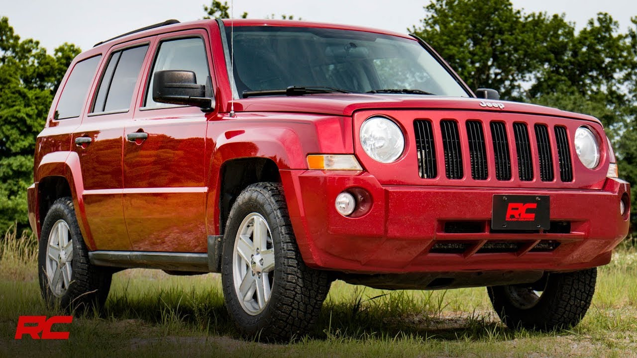 Installing 2010 2017 Jeep Patriot 2 Inch Suspension Lift Kit By