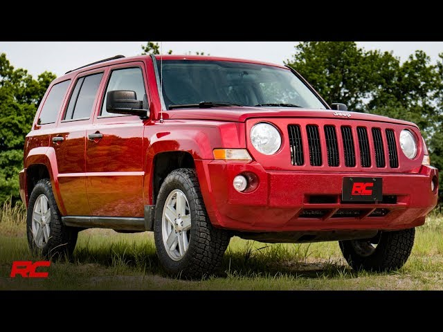 Lifted Jeep Patriot >> Installing 20102017 Jeep Patriot 2inch Suspension Lift Kit