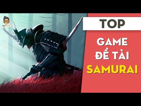 TOP Những tựa game Samurai không nên bỏ lỡ | Mọt Game