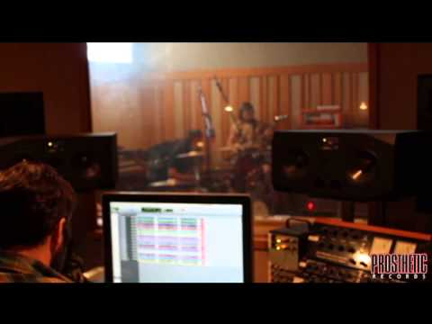 RAMMING SPEED - STUDIO VIDEO #1 featuring DRUM TRACKING