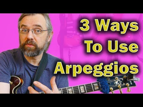Three Ways to Add Arpeggios to Your Jazz Guitar Licks 💥