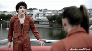 Funny Moments of Nathan | Misfits Season 2