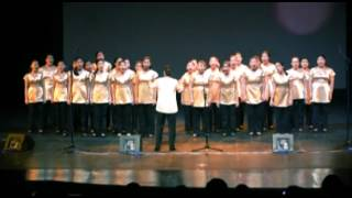 Woodrose Chorale - Musikapella 2011 (Contest Piece)
