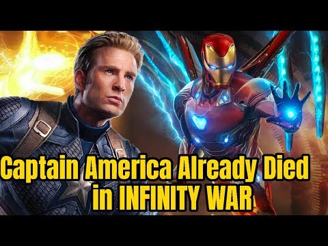 Play Captain America Died in Avengers Infinity War Explained (IRON MAN)