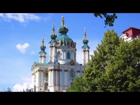 Kiev, Ukraine - one of the oldest cities in Eastern Europe