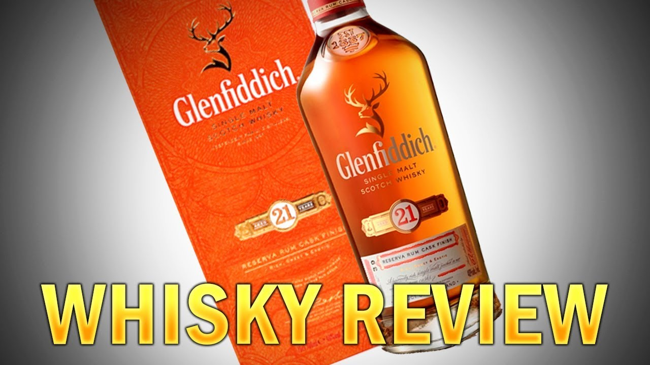 Download Glenfiddich 21 Year Old Reserva Rum Cask Review #113