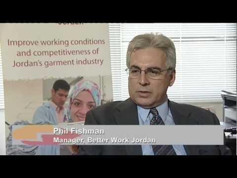 Jordan's Garment Industry: Migrating to Better Work