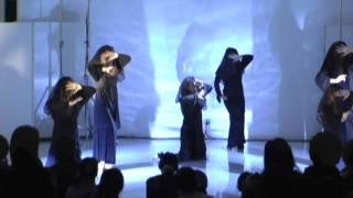 2011年12月18日 新潟県三条市 三条東公民館で行われた Sis.MAKi dance a...