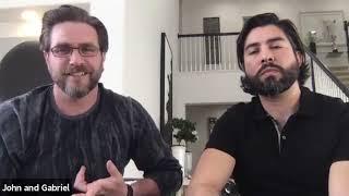 The Wisdom: Gabriel & John