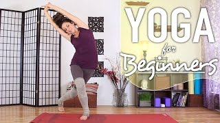 Yoga For Beginners - Gentle 30 Minute Complete Beginners Sequence
