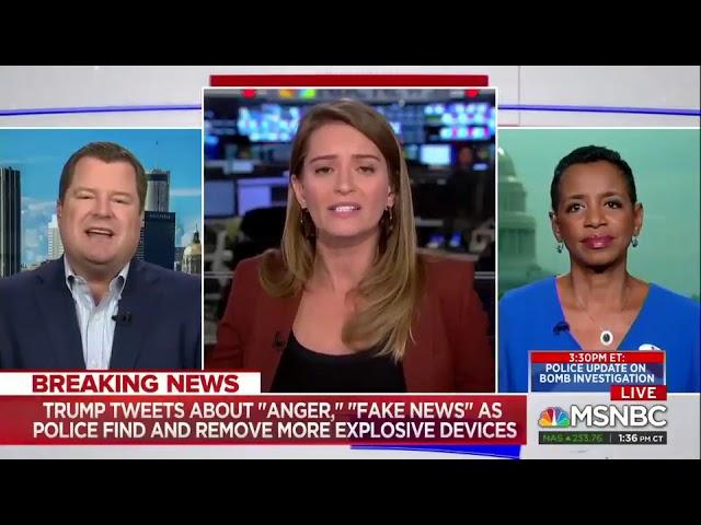 MSNBCs Katy Tur Battles Erick Erickson over Civility