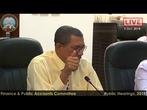 FPAC: Public Hearings - 5 OCT 2018 - Part 2