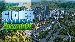 Cities: Skylines - Micro City :: Ep. 07 :: Kolej publiczna i kolejne plany rozwoju miasta