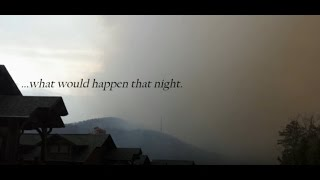 What I Saw the Day of the Wildfires in Gatlinburg, Tennessee Nov 28, 2016