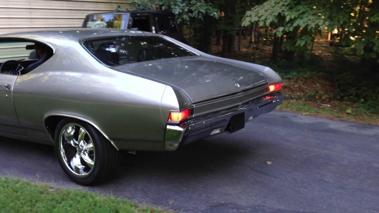 Dixie Dream Cars 1968 Chevelle 496 Stroker Pro Street Resto Mod