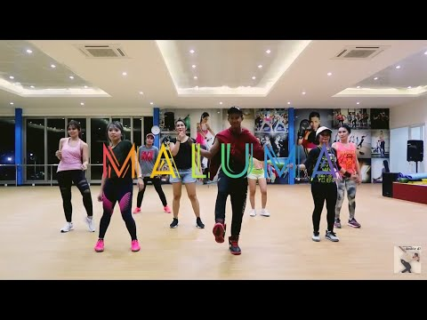 HP - Maluma Choreography ZUMBA  DANCE  FITNESS  At Global Sport Center Balikpapan