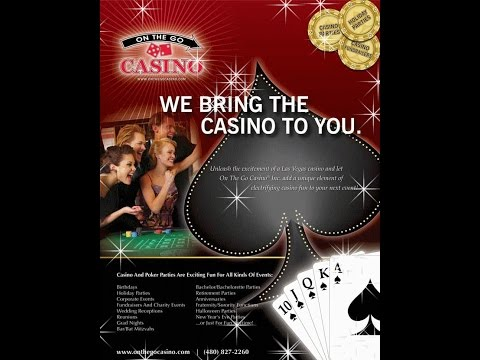 Casino nights for corporate, private and charity events in Phoenix, AZ