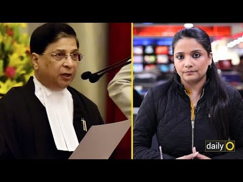 Can Opposition actually get chief justice of India Dipak Misra impeached?
