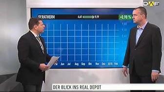 30% Performance: Das DER AKTIONÄR Online Real-Depot