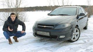 Chevrolet LACETTI CDX. Просто и понятно.