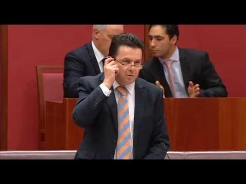 Xenophon's Questions on Dual Citizenship Bill Reveal Flaw