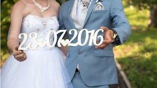 свадебный клип Андрей&Юля