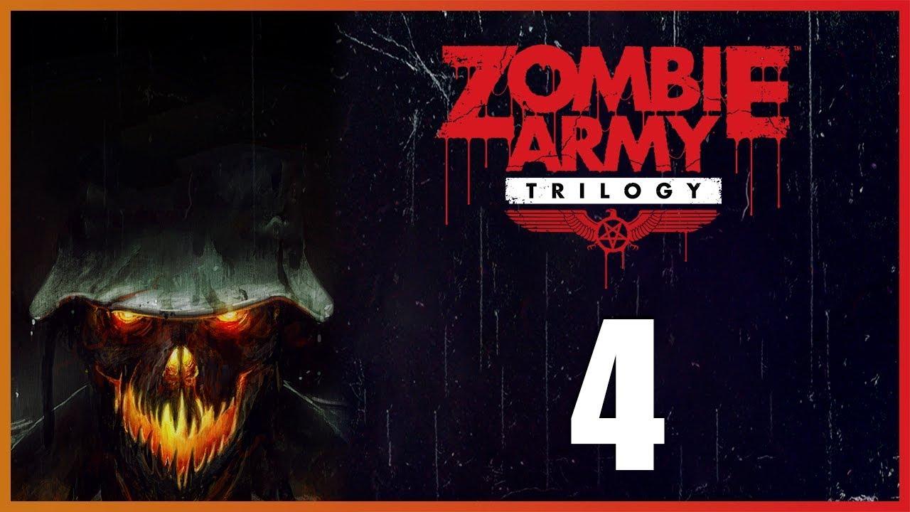 ZOMBIE ARMY TRILOGY Gameplay Walkthrough Ep.1 Parte 4
