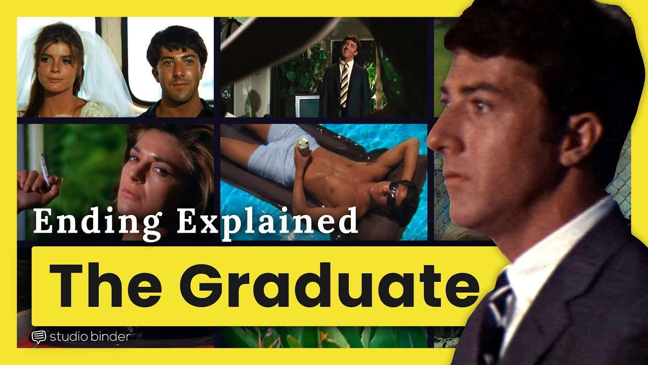 The Graduate Ending Explained — A Masterclass in Directing a Movie [Directing Techniques]